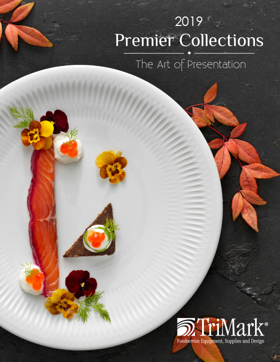 2019 Premier Collections Catalog Cover